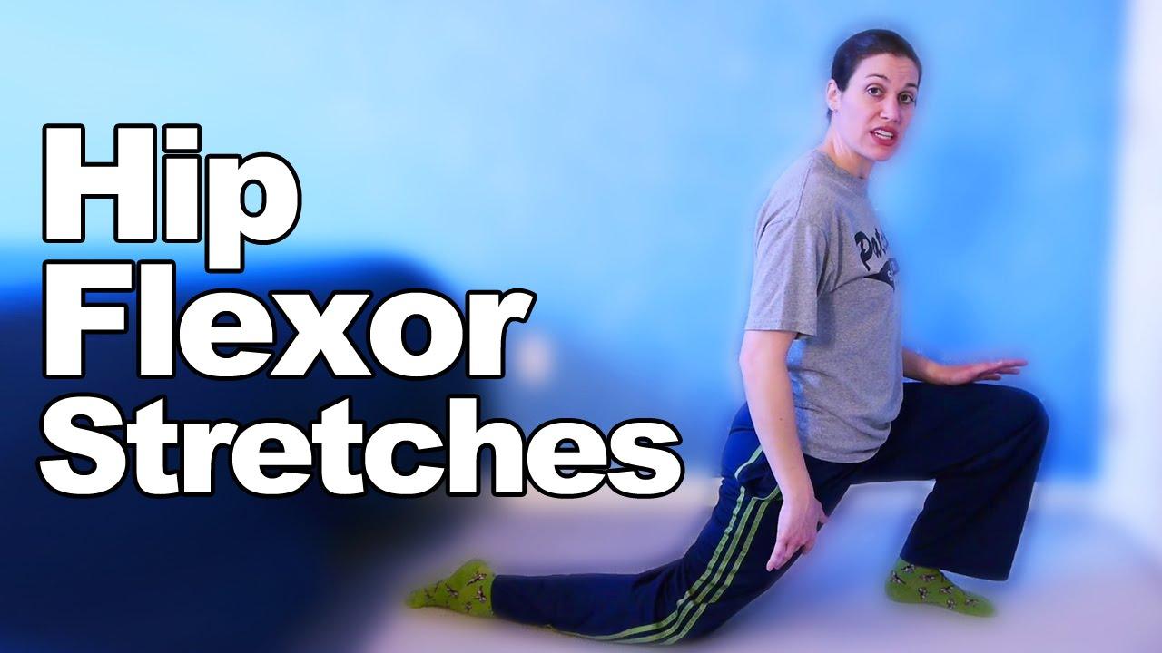 maxresdefault 13 - Hip Flexor Stretches & Exercises - Ask Doctor Jo