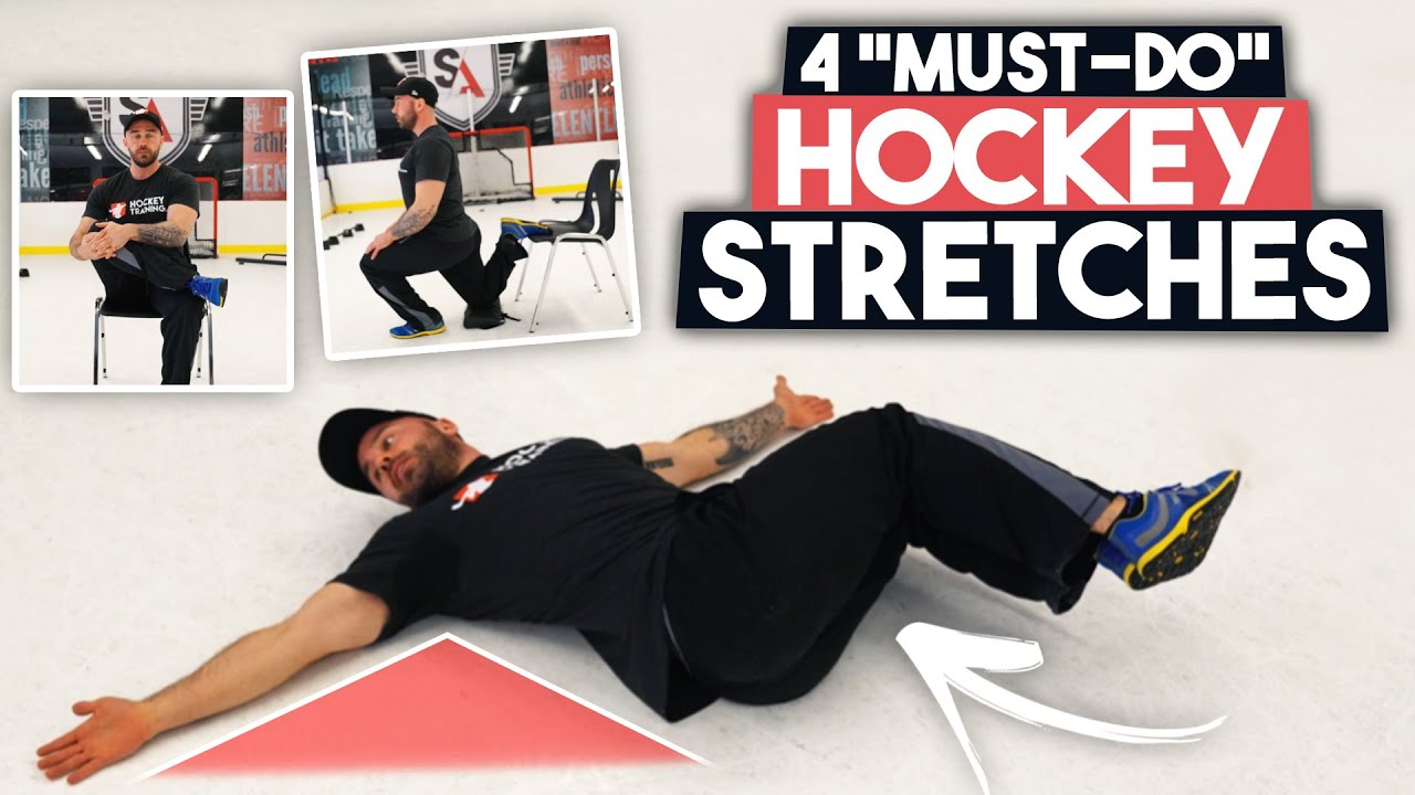 """maxresdefault 23 - 4 """"MUST-DO"""" HOCKEY STRETCHES // Unlock Your Hips"""