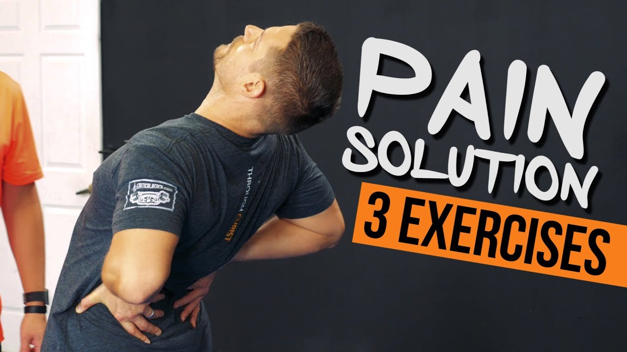 maxresdefault 26 - 3 Exercises for TIGHT Hip Flexors & Back Pain in 5 Minutes!